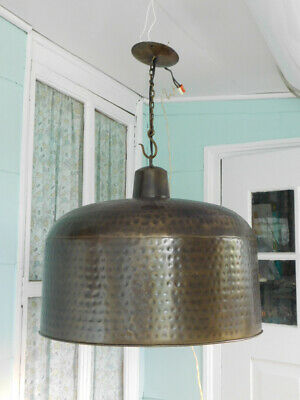 vintage arts crafts chandelier ceiling fixture kitchen farmhouse french country