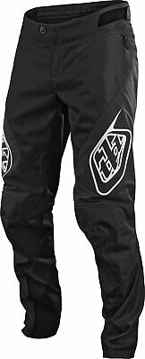 Troy Lee Designs 2015 Youth Sprint Bike Pants Navy//Orange Youth Size 24-28