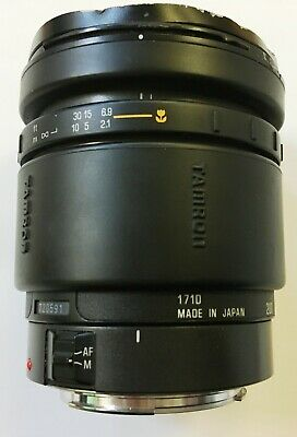 Tamron AF Aspherical 28-200mm LD IF 28-200 mm 1:3.8 (48A) SPARES & REPAIRS ONLY