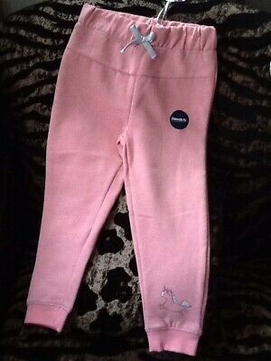 New Girls Gorgeous UNICORN Trousers / Joggers age 4-5 Years  ♡ ♡