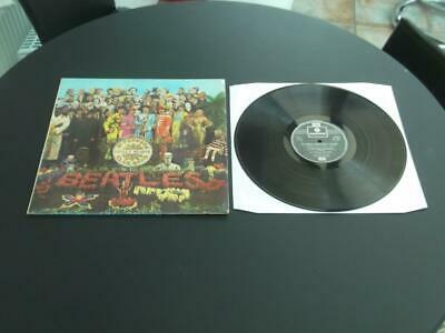 "The Beatles Sgt Pepper's Lonely Hearts Club Band French 12"" Vinyl Record Lp"