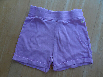 JOULES girls pink jersey summer shorts AGE 11 - 12 YEARS EXCELLENT COND