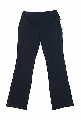Tribal Womens Pants Ink Blue Size 14 Mid-Rise Comfort-Waist Stretch $58 022