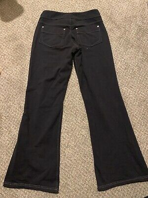 Athleta Bettona Classic Pants Size ST Womens Pull On Yoga Stretch 819227