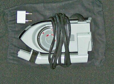 Remington Travel Steam Iron w/ Bag and Adapter Plug