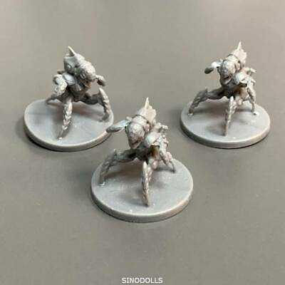 3x monster robot For Dungeons & Dragon D&D Nolzur's Marvelous Miniatures figure