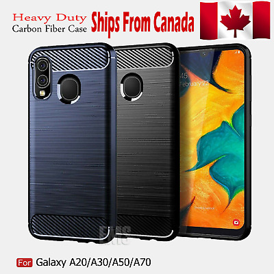 Samsung Galaxy A20 A30 A50 A70 A71 A10e A90 Heavy Duty Case Cover Screen Protect