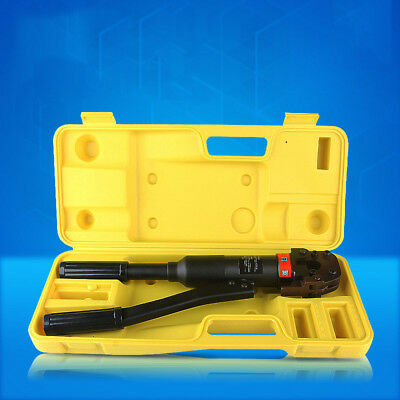 Hydraulic Cable Cutter Scissors Aluminum Wire Rope Cutting Tool Shearing Forceps