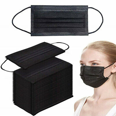1/10/20/30 Pcs Face Cover 3 Layer Protective Anti Dust Mouth Cover NOW IN STOCK