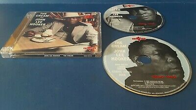 John Lee Hooker The Cream..2 Cd Album