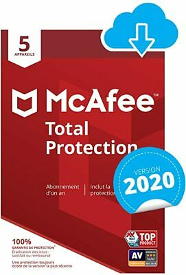 Download McAfee Antivirus PLUS 2020 5 Year Unlimited Devices WINDOWS (free ship)