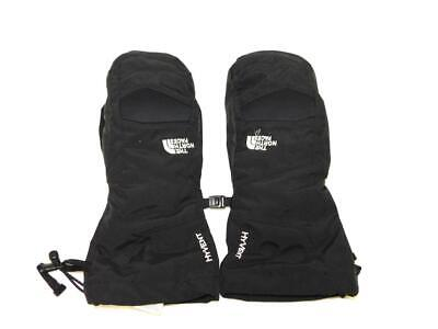 The North Face XS Womens Black Hyvent Mittens Fleece Lined Waterproof Nylon XS