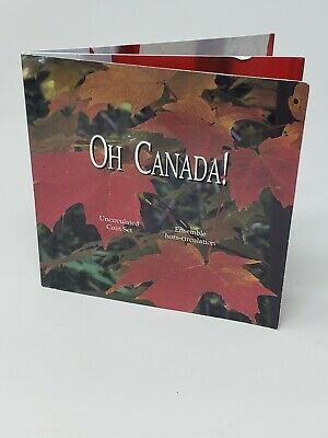 Oh Canada! Uncirculated Coin Set