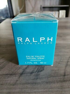 Ralph by Ralph Lauren for Women 1.7 oz Eau de Toilette Spray Brand New