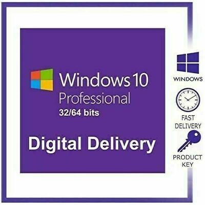 🔥 Windows 10 Pro Key 🔥 Genuine Product Global Multilanguage Fast Delivery 🔥