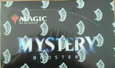 Magic the Gathering Mystery Booster Box FACTORY SEALED English  MTG box 2