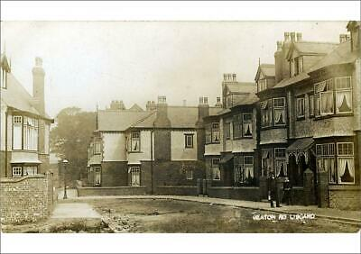 19922564 A1 (84x59cm) Poster of Seaton Road from Mary Evans Prints Online