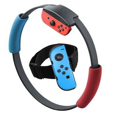 Fitness Ring Ring-Con For Nintendo Switch Joy-con Ring Fit Adventure Video Games