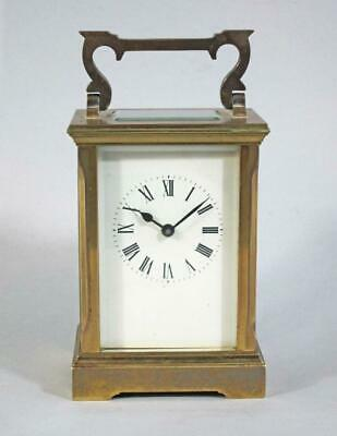Top Quality Vintage Carriage Clock & Key