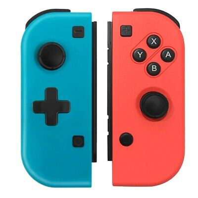 Joy-Con Game Controllers Gamepad Joypad for Nintendo Switch Console 1 Sets UK SA