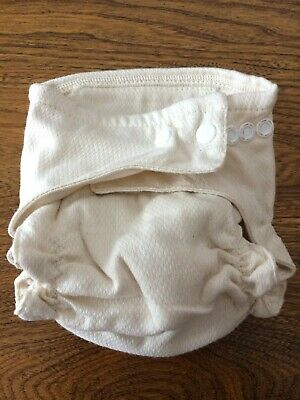 Osocozy Unbleached Fitted Diaper - Size 1
