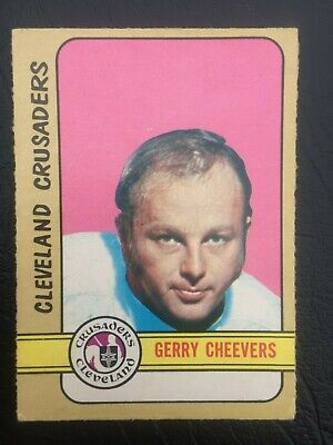 Old Vintage Nhl Wha 1972-73 O-Pee-Chee Opc Hockey Card #340 Gerry Cheevers
