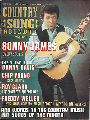 COUNTRY SONG ROUNDUP  Volume 24  #152  Mar 1972