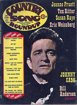 COUNTRY SONG ROUNDUP  Volume 26  #179  June 1974