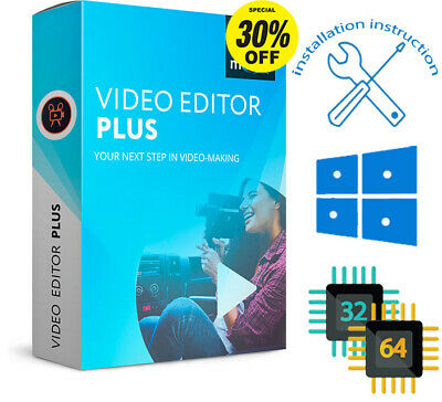 Movavi Video Editor Plus 2020 ✅ Lifetime Activation✅ Fast Delivery 🔥🔥