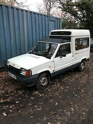 Classic Car / Classic Van / Classic Camper - ONLY 19k miles from new