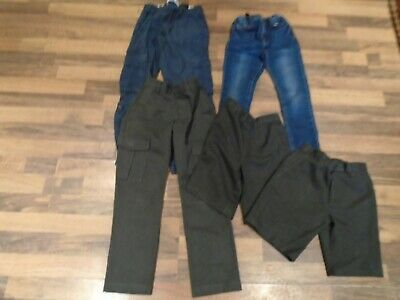 Age 7-8 Boys Bundle School Shorts/Trousers/Jeans H&M George