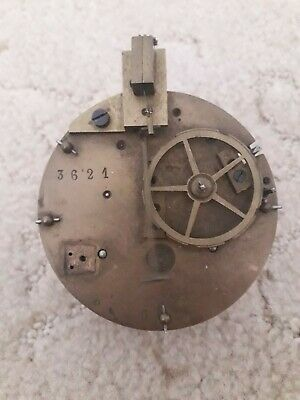 French Clock Movement Japy Freres Spares And Repairs