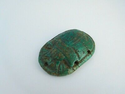 Egyptian Heart Scarab