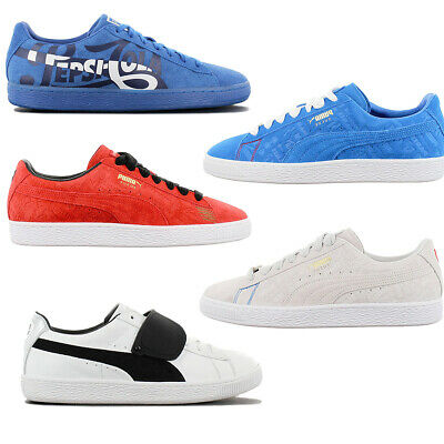 NEUF PUMA SUEDE Classic Hommes Baskets Chaussures Sneaker