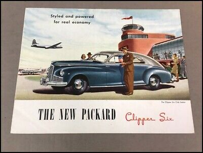 PACKARD CLIPPER PIN Real Nice