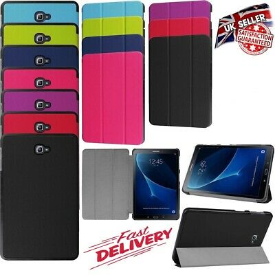 Samsung Galaxy Tab A6 10.1 Inch SM-T580 SM-T585 2016 Leather Magnetic Case Cover