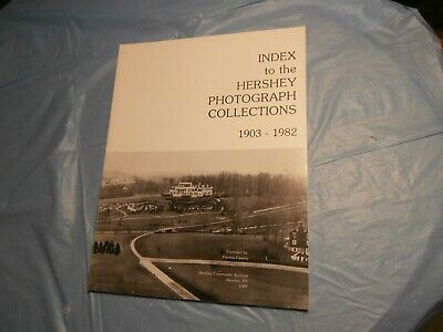 1987 Index to the Hershey Photograph Collections 1903-1982 Book