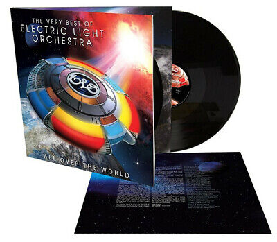 Electric Light Orchestra All Over The World The Very Best Of Sealed Vinyl LP