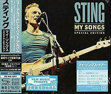 STING - MY SONGS - SPECIAL E - ID2z - CD2 - New