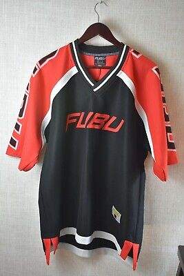 Fubu The Collection Jersey, Size Xl, Vintage, 90'S