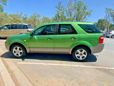2004 Ford Territory 7 Seats Auto With Rwc And Reg