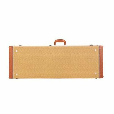 ST High Grade Electric Guitar Square Hard Case Flat Yellow