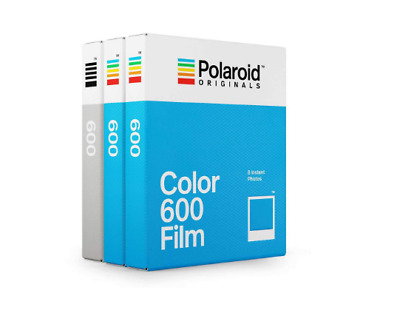 Polaroid Instant Film for 600 Cameras (Classic Color)