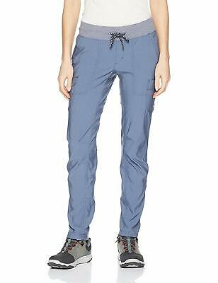 Columbia Women's Pants Blue Size Large L Pilsner Peak Pull-on Stretch $65 #530
