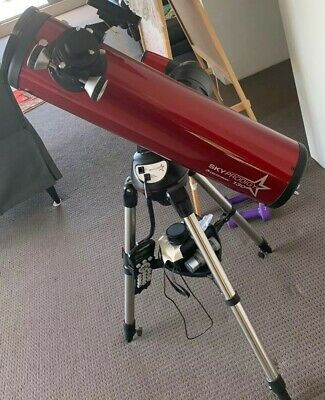 Celestron SkyProdigy 130 130mm Computerised Telescope Barely Used with Packag