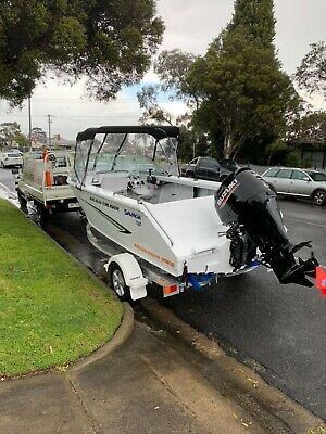 fishing boat savage 4.85 m