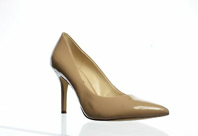 Nine West Womens Flax Barely Nude Pumps Size 10.5 (867363)
