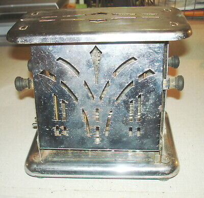 Vintage ELECTRIC TOASTER - UNIVERSAL E7211 Landers Frary Clark New Britain CT