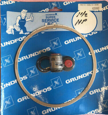 Grundfos Service 425062 Seal Shaft Kit For Pump Cr8/16 Crn8/16 Bube