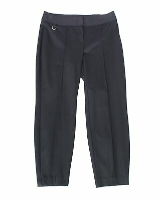Alfani Women's Pants Black Size 20W Plus Pintuck Skinny Leg Stretch $69 309